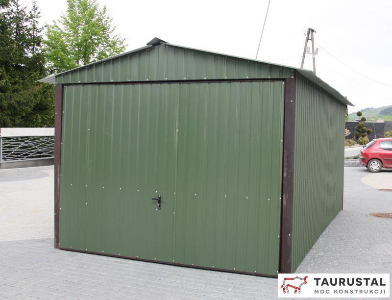 Garaż Akrylowy