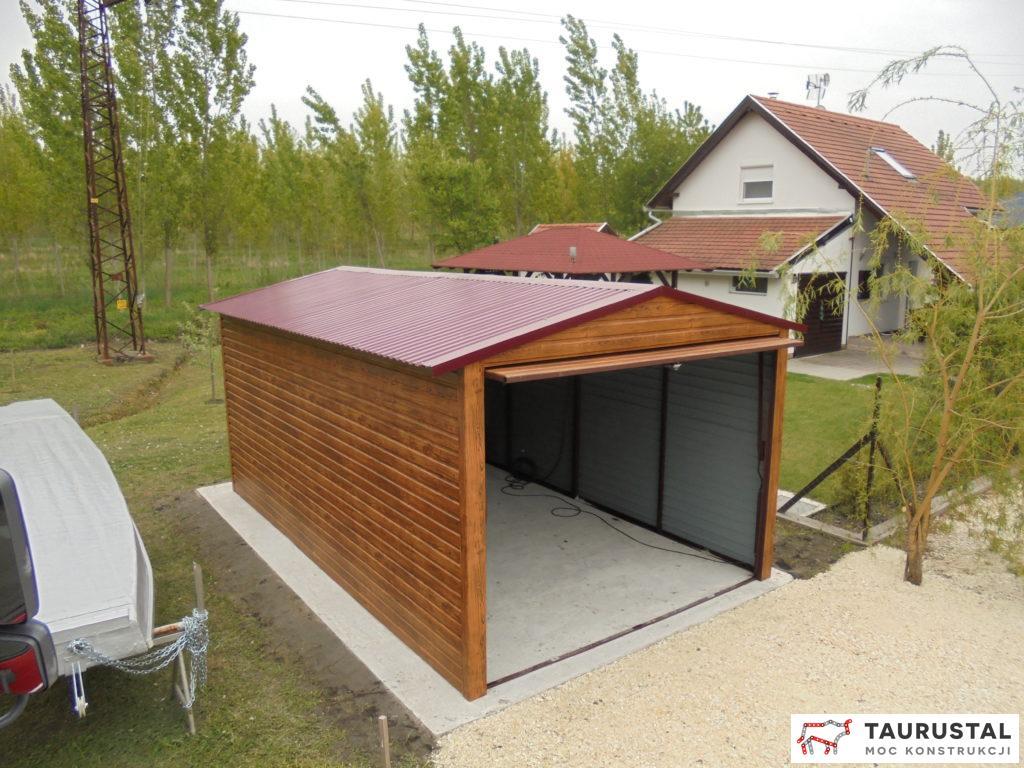 W Ultra Blaszaki, producent garaży blaszanych, cena - Małopolska - Taurustal JA83